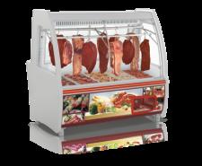 Balcao Tendal para Carnes 1,60mts com Deposito GELOPAR GCPC-160D