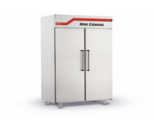 Mini Camara Refrigerada Inox 1.900litros REFRIMATE MCI-1900