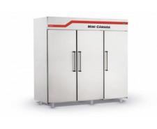Mini Camara Refrigerada Inox 2.900litros REFRIMATE MCI-2900