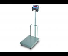Balança eletronica movel com coluna 300kg 50x60cm MICHELETTI MIC300 MOVEL
