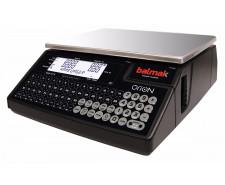 Balança Etiquetadora Orion OD-6/15/30 Kg Ethernet Balmak