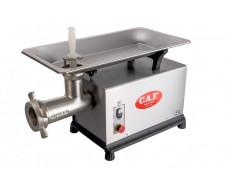 Picador de Carne C.A.F Boca 98 inox Trifasico CAF/98-DSM