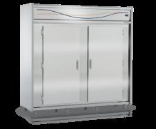 Mini Camara Refrigerada Inox 2.600litros GELOPAR GMCR-2600