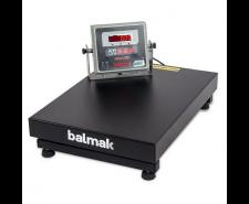 Balança Eletrônica Plataforma Inox 40x55 300kg BALMAK BK-300