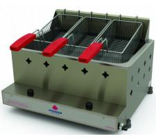 Fritador à Gás 03 Cestos Inox 10 Litros PROGÀS PR-30G