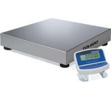 Balança Eletronica Plataforma Inox TOLEDO 2098 300KG