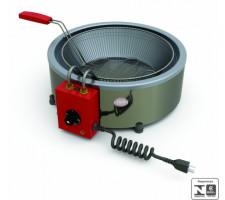 Fritador ( Tacho ) Életrico 01 Cesto 07 litros Progás PR-70E