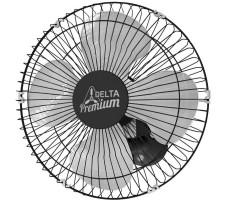 Ventilador Venti-Delta Parede 50cm Premium - 71-5425 BIVOLT