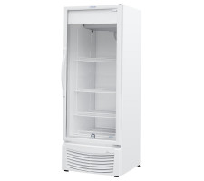 Refrigerador Vertical 431L  Porta de Vidro Fricon VCFM-432V