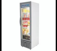 Refrigerador Vertical Slim 370LPorta Vidro Polofrio 2402