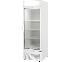 Refrigerador Vertical 565L Porta de Vidro Fricon com Back Light VCFM-565V