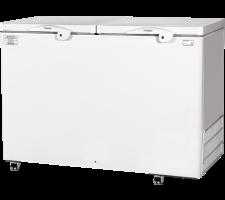 Freezer Horizontal 411 Litros 02 Tampas Cegas Fricon HCED 411C