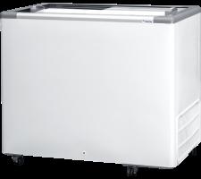 Freezer Horizontal 311 Litros Tampa de Vidro Fricon HCEB 311V