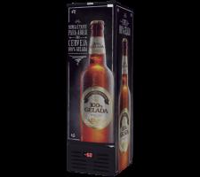 Cervejeiro Slim Porta Cega 284 Litros Fricon VCFC-284C