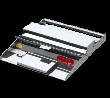 Aplicador de Filme 500mm Barra de Corte  Aço Inox SULPACK AF 500 B