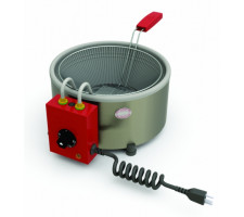 Fritador ( Tacho ) Életrico 01 Cesto 03 litros Progás PR-310E