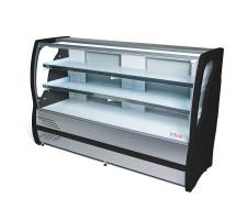 Balcão refrigerado 2 placas fria 1,25m PBR-125 POLAR