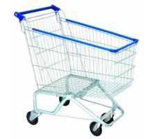 Carrinho para supermercados 160 litros FABRICAR 0862
