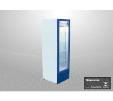 Refrigerador Vertical Slim 370LPorta Vidro Polofrio 2401