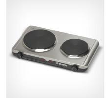 Fogão elétrico 2 bocas com termostato FG.1.202