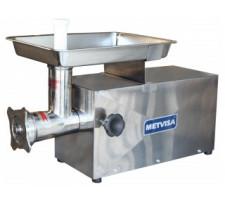 Picador de Carnes Inox METVISA Boca 22 PCI22
