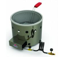 Fritador ( Tacho ) à Gás 01 Cesto 03 litros Progás PR-310G
